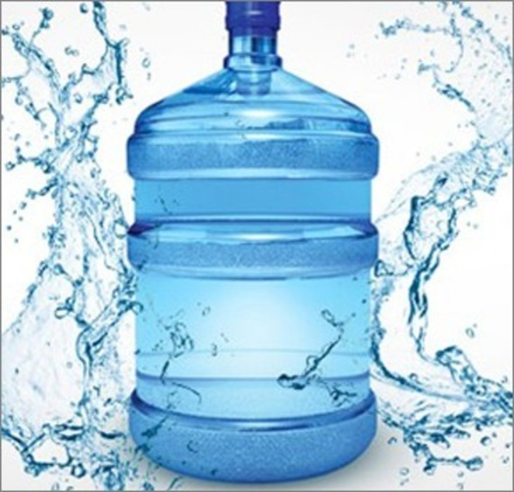 Вода бутилированная: Вода питьевая в ЭкоВода
