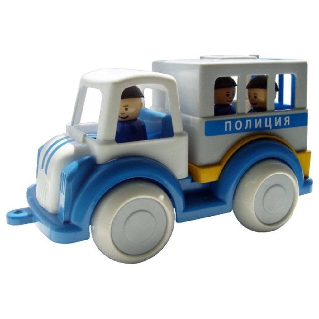 Игрушки для мальчиков: Полицейская машина пк Форма в Игрушки Сити