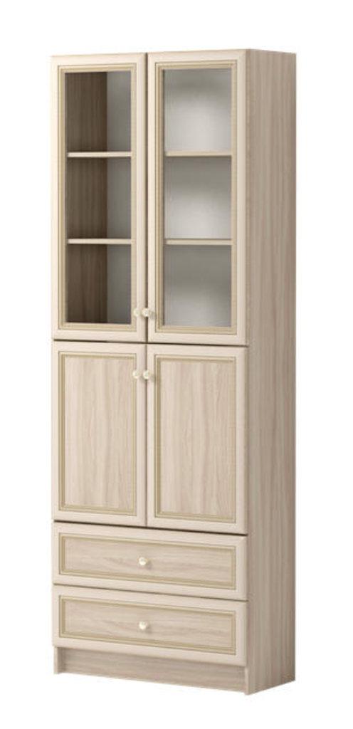Шкафы для одежды и белья: Шкаф комбинированный 14 Брайтон в Стильная мебель