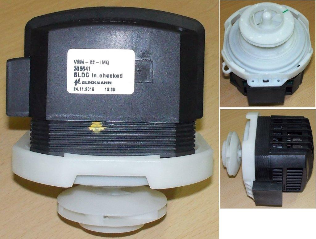 Запчасти для посудомоечных машин: Насос рециркуляционный для ПММ Аристон (Ariston), Индезит (Indesit) BLDC, 257903, C00257903 в АНС ПРОЕКТ, ООО, Сервисный центр