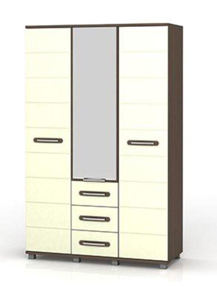 Шкафы для спальни: Шкаф 3-х створчатый Инфинити в Стильная мебель
