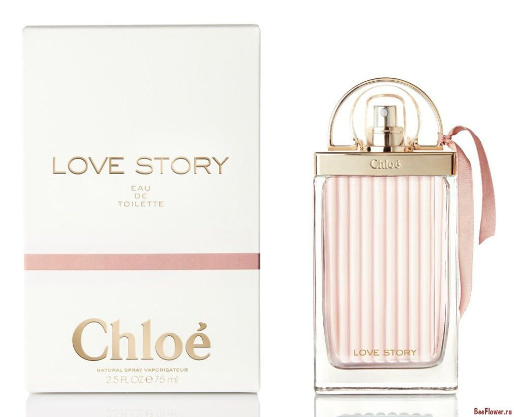 Chloe (Хлоя): Chloe Love Story Eau de Toilette 100ml в Мой флакон