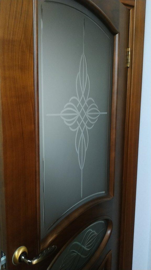"""Двери  """"ТВОЙ ДОМ"""" шпонированные: Соренто ДО в Двери в Тюмени, межкомнатные двери, входные двери"""