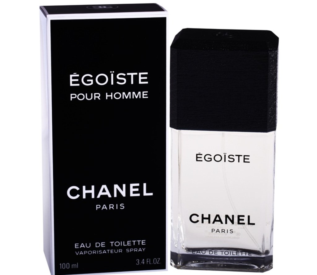 Мужская туалетная вода: Туалетная вода Chanel Egoiste edt м 100 ml в Элит-парфюм
