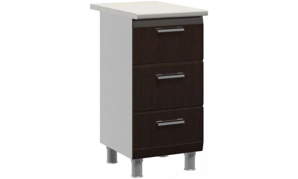 Кухонный гарнитур Ривьера: Шкаф-стол рабочий Ривьера, 3 ящика в Уютный дом