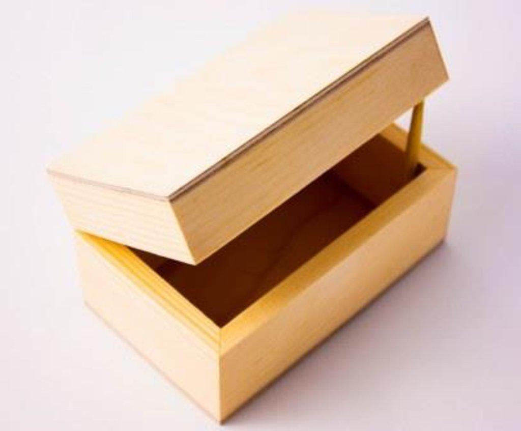 Шкатулки: Шкатулка деревянная 13*8*7см в Шедевр, художественный салон