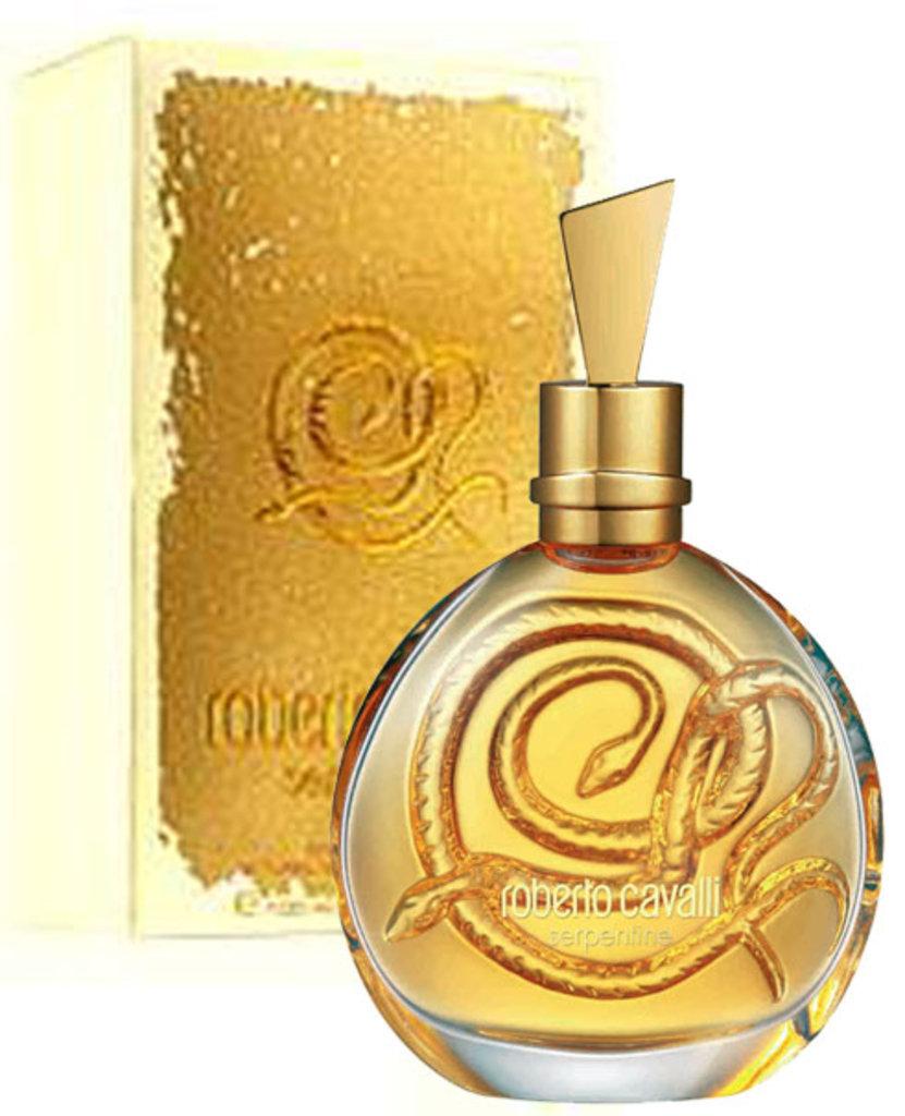 Roberto Cavalli: Roberto Cavalli Serpentine Парфюмерная вода edp ж 50 ml в Элит-парфюм