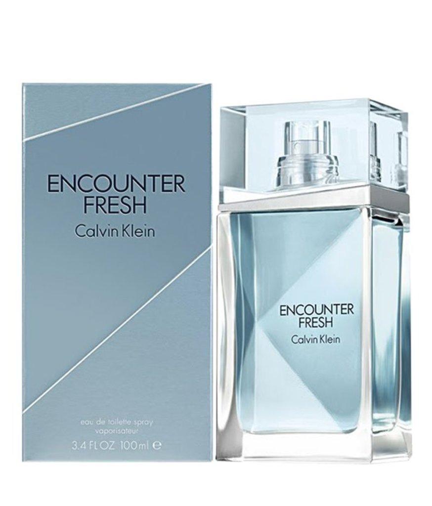Мужская туалетная вода Calvin Klein: Calvin Klein Encounter Fresh Туалетная вода edt м 100 ml в Элит-парфюм