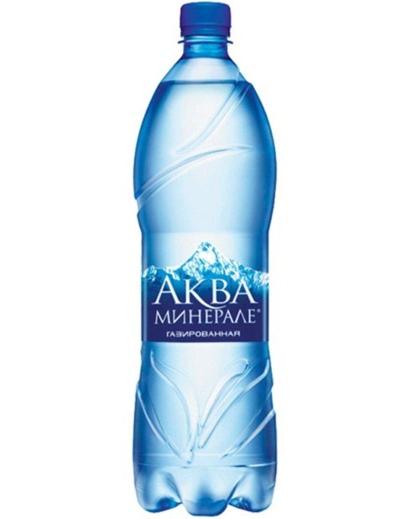 Напитки: Aqua Minerale газированная, 1.25л в Сайори