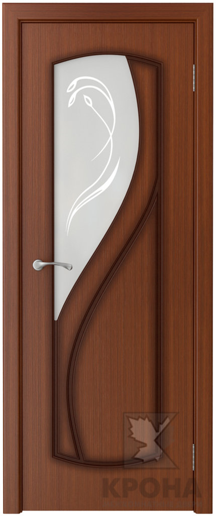 Двери Крона от 3 650 руб.: Фабрика Крона. Модель ВЕНЕРА. Модель под заказ в Двери в Тюмени, межкомнатные двери, входные двери