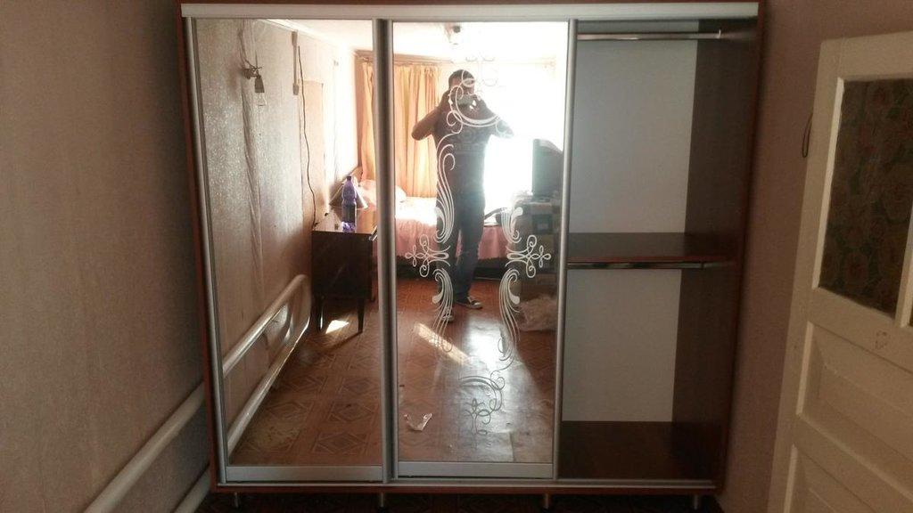 Шкафы-купе: Шкаф-купе 11 в Квадра Мебель
