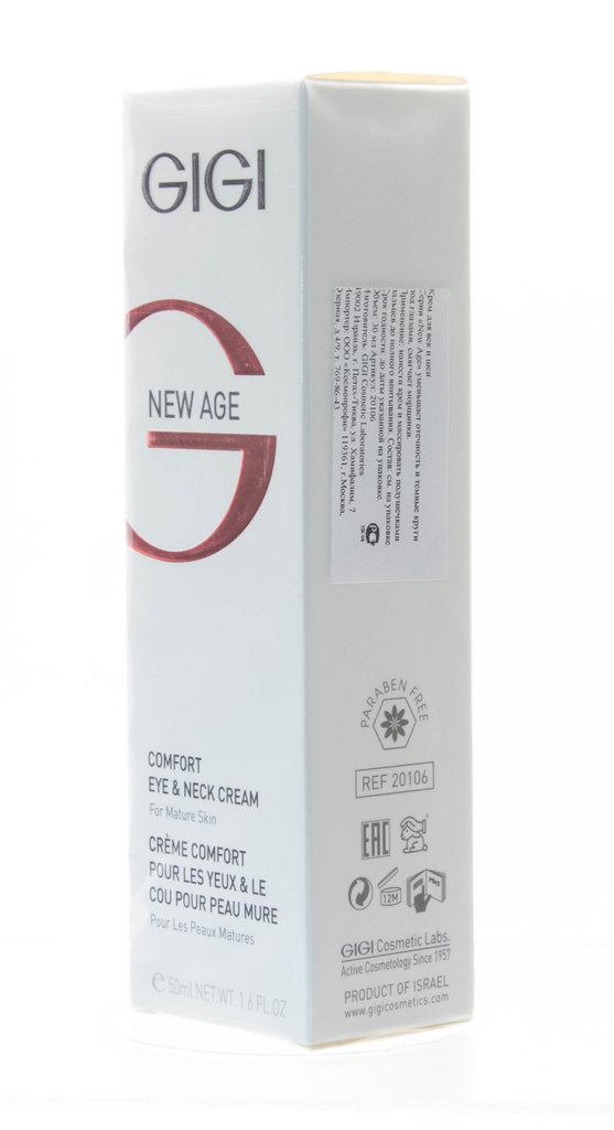 Крема: Крем-комфорт для век и шеи / Comfort Eye&Neck cream GIGI в Косметичка, интернет-магазин профессиональной косметики