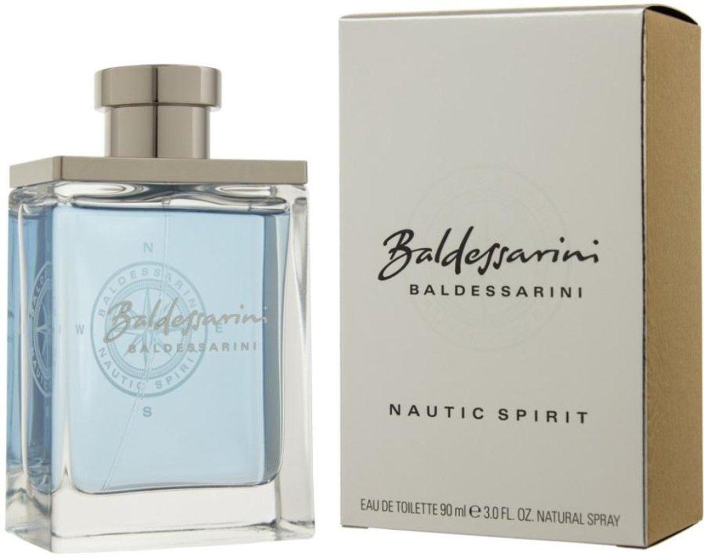 Мужская туалетная вода Boss: Boss Baldessarini Nautic Spirit edt м 50 | 90ml в Элит-парфюм