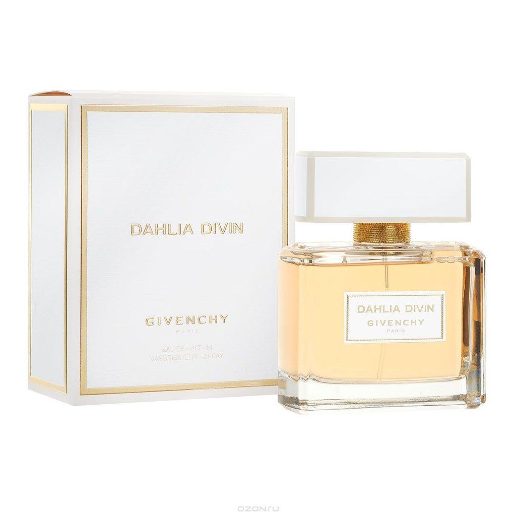 Женская парфюмированная вода: Givenchy Dahlia Divin 75ml в Мой флакон