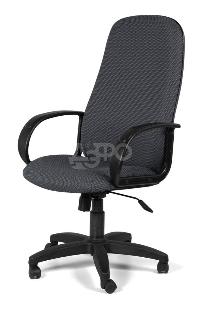 Рабочие кресла: КРК КРЕСЛО BUDGET NEW (QZY-K3) (51*51h120) (2*2) (ткань, черный) в Дэфо Красноярск