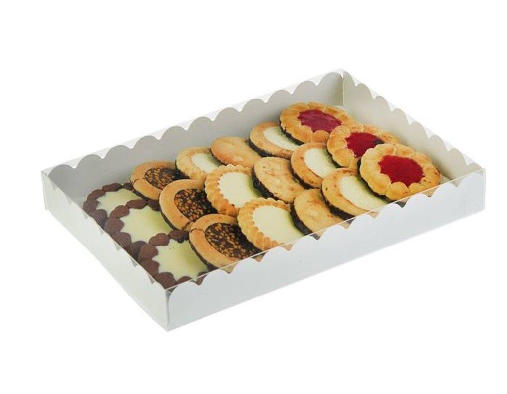Упаковка: Коробка для печенья 23,5х30х3см в ТортExpress
