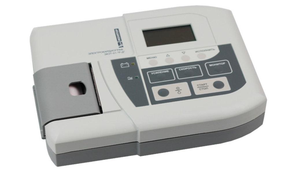 Электрокардиографы: Электрокардиограф ЭК3Т-01-Р-Д в Техномед, ООО