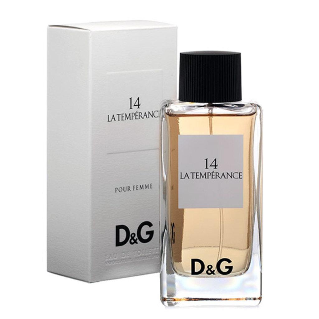 Dolce&Gabbana: D&G 14 La Temperance Туалетная вода edt жен 100 ml в Элит-парфюм
