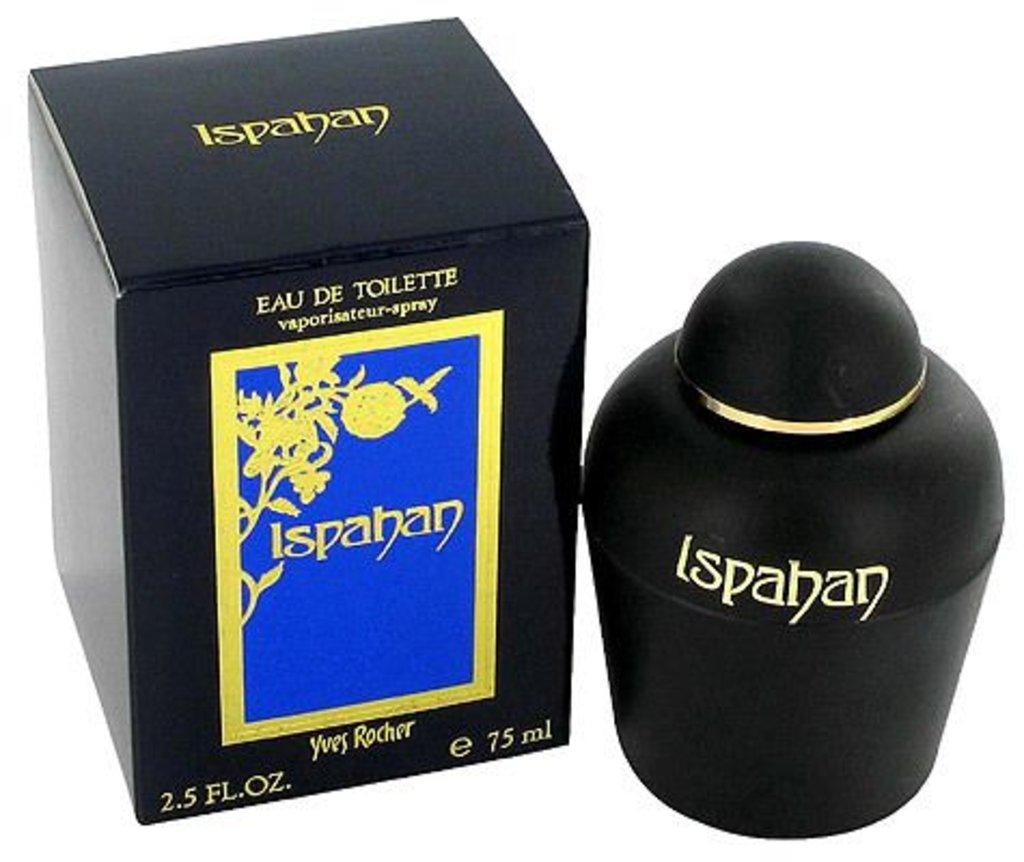 Женская туалетная вода Yves Rocher: Yves Rocher Ispahan edt 75 ml в Элит-парфюм
