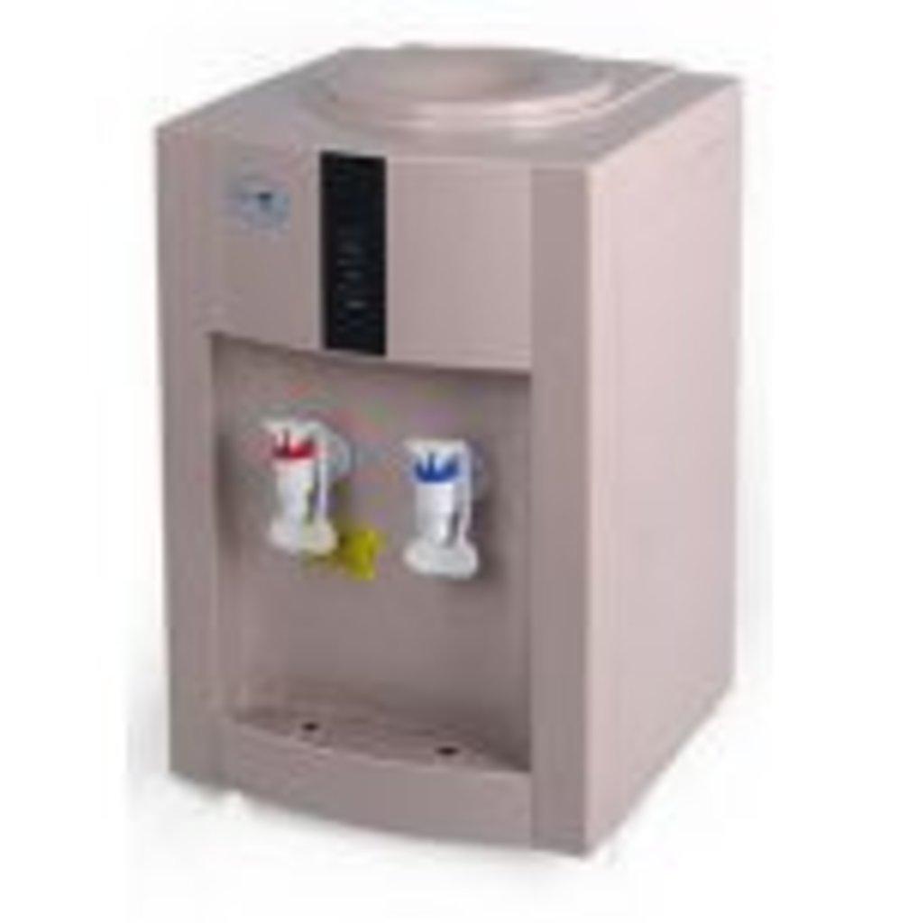 Кулеры для воды: Aqua Well 16TK/E.  Настольные кулера с нагревом без охлаждения (чайники) в ЭкоВода