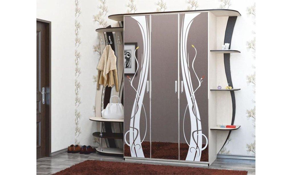 Прихожие: Шкаф комбинированный Симфони в Уютный дом