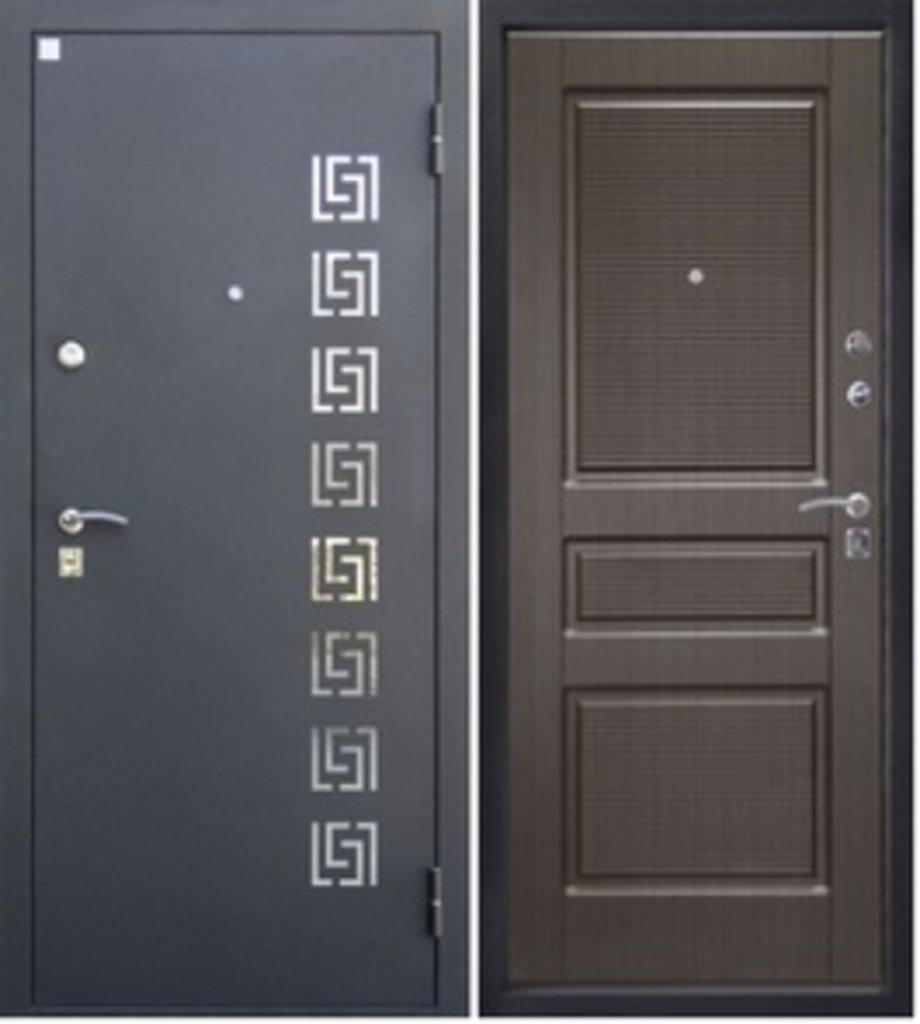 Входные двери Алмаз: Аметист, Шелк бордо, Венге в Модуль Плюс