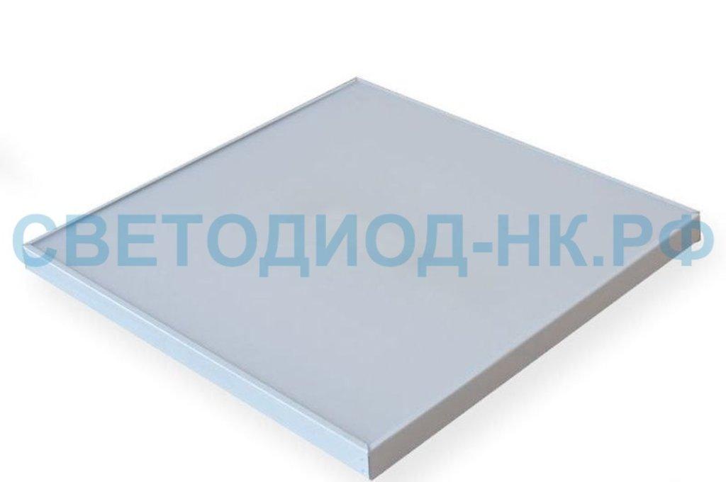 Светодиодные панели: Панель светодиодная KLS-01-office-30-БАП 30Вт рассеиватель-призма, с блоком аварийного питания-3000mAh (3 часа) в СВЕТОВОД