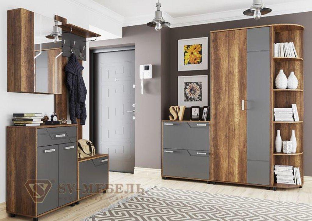 Мебель для прихожей Визит-1: Тумба (с ящиком) Визит-1 в Диван Плюс