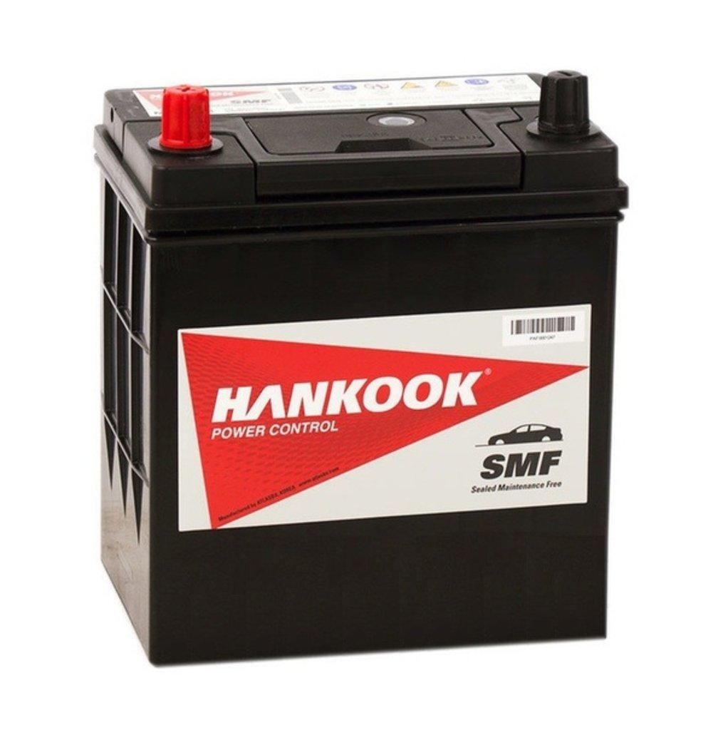 HANKOOK: Аккумулятор HANKOOK 6 СТ- 40 в БазаАКБ