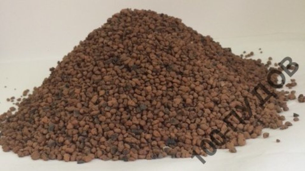 Керамзит, шунгизит: Керамзит фр.0-5 мм (мешок 35л) в 100 пудов