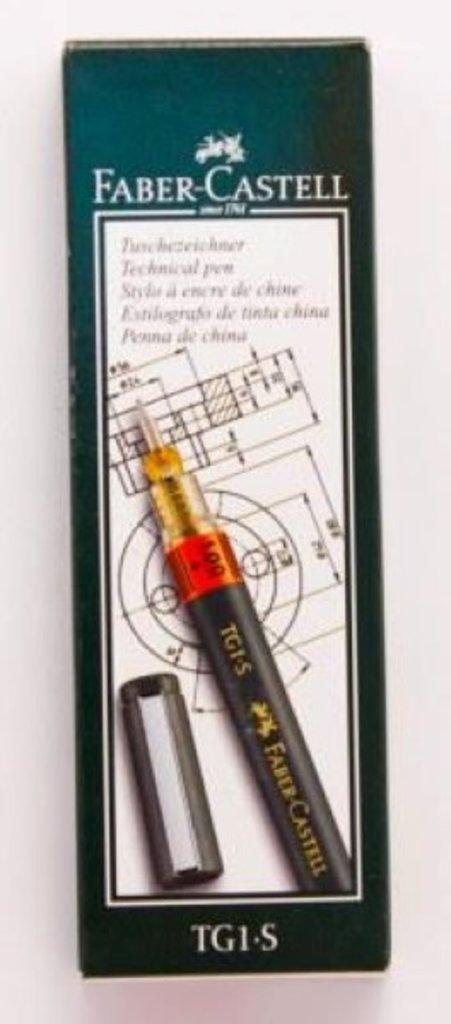 Изографы, рапидографы: Рапидограф Faber-Castell TG-1 1,00 мм в Шедевр, художественный салон