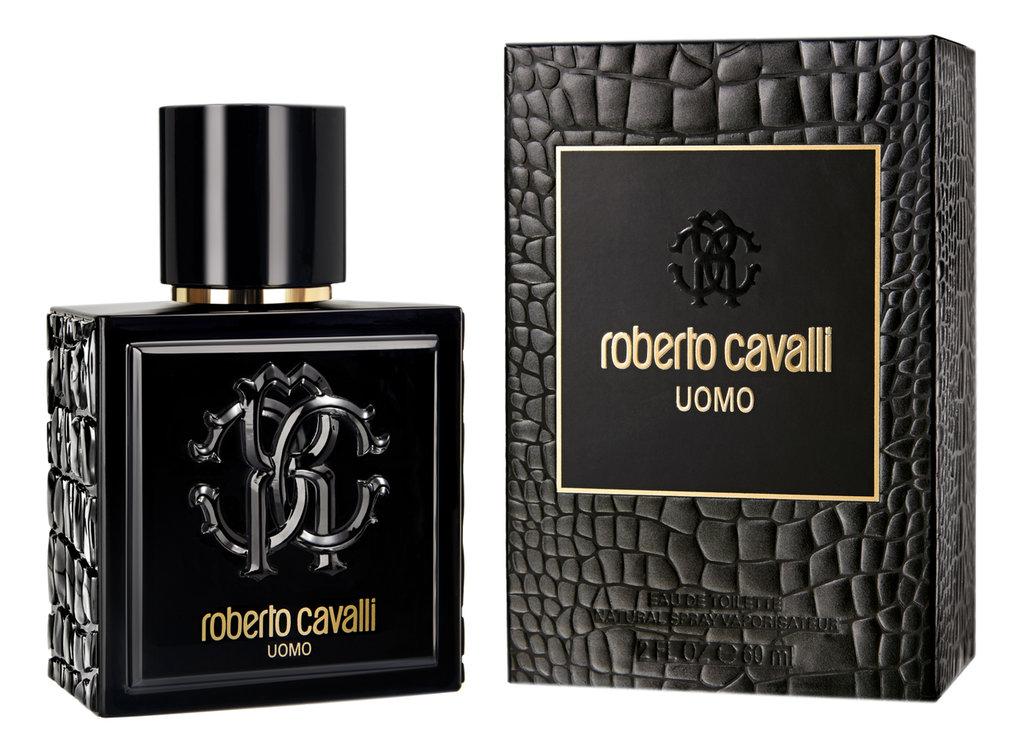 Roberto Cavalli (Роберто Кавалли): Roberto Cavalli Uomo Туалетная вода 60ml в Элит-парфюм