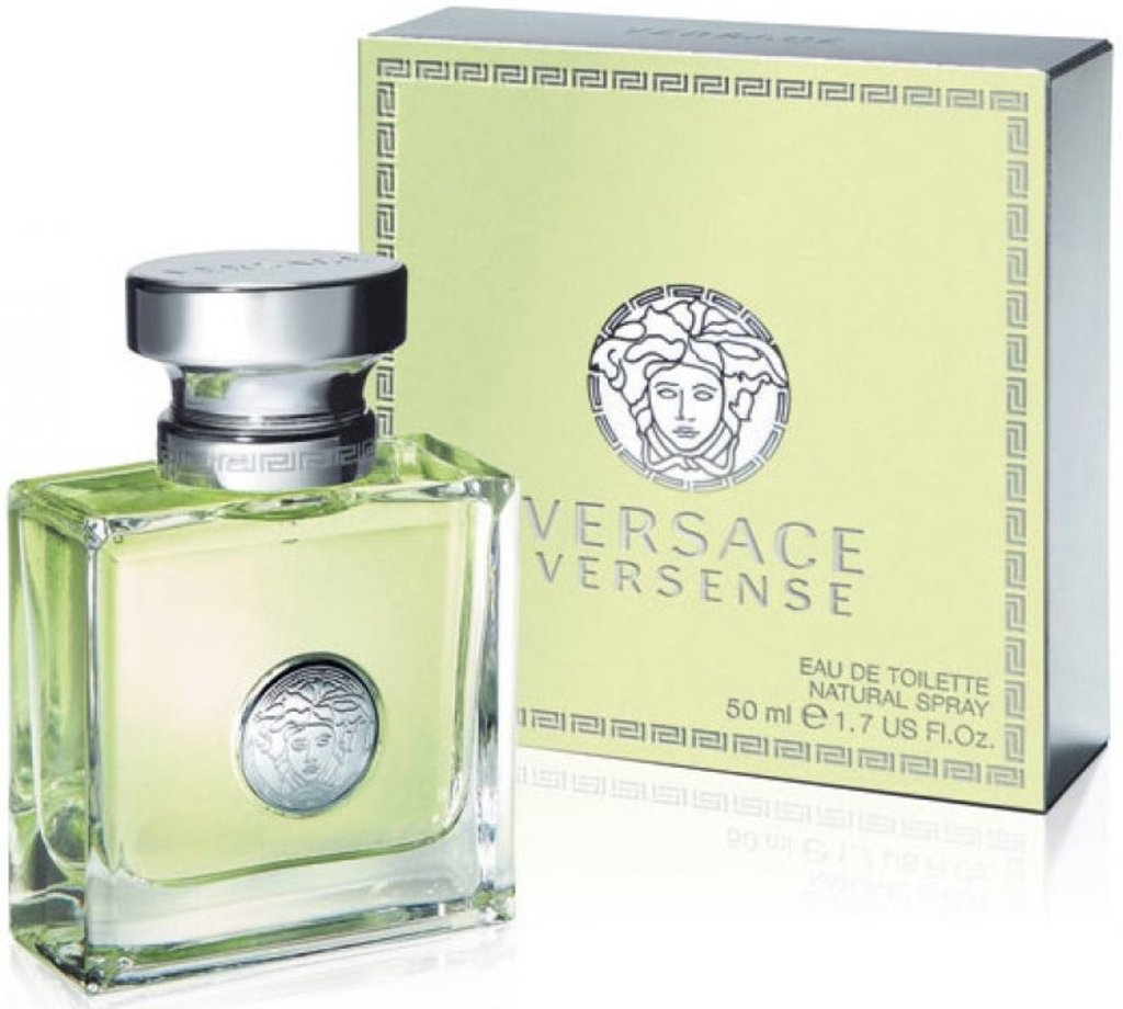 Женская туалетная вода: Versace Versense 100ml в Мой флакон