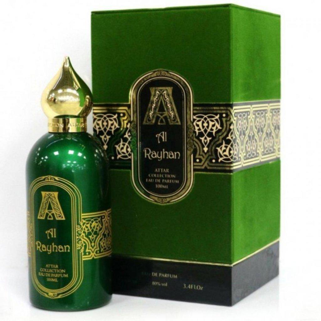 Attar Collection (Аттар Коллекшн ): Attar Collection Al Rayhan (Аттар Коллекшн Аль Рахан) 100ml edp в Мой флакон