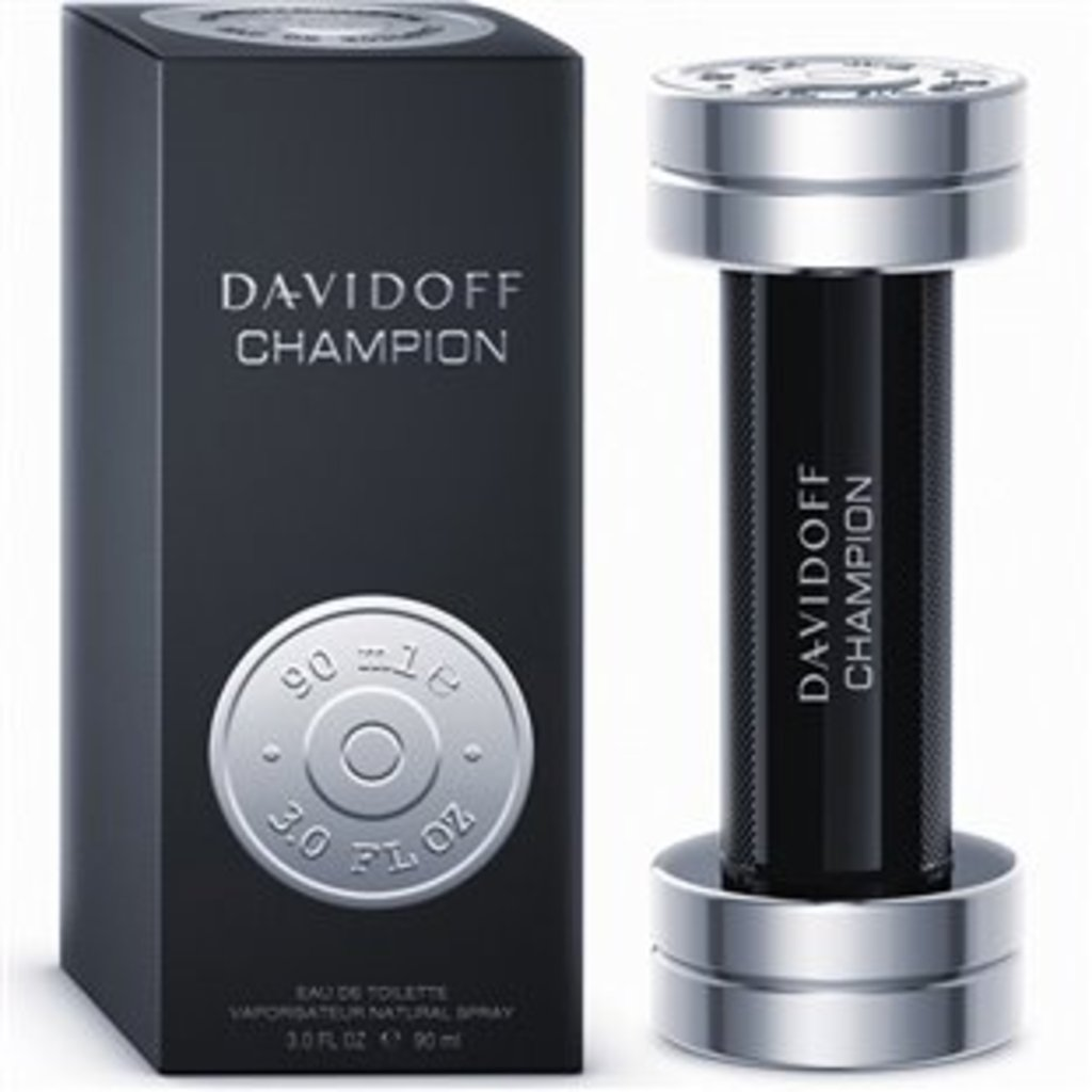 Davidoff: Туалетная вода Davidoff Champion edt м 30 ml в Элит-парфюм