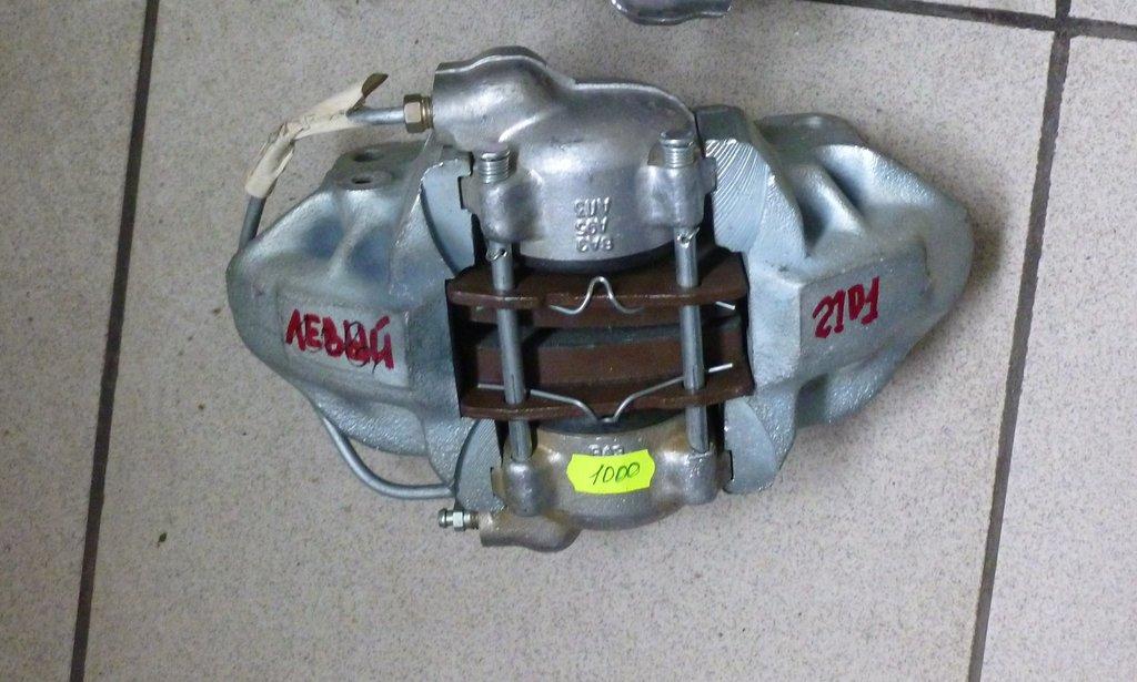 Элементы тормозной системы, общее: суппорт в сборе левый Ваз 2101-07 в Автоцентр