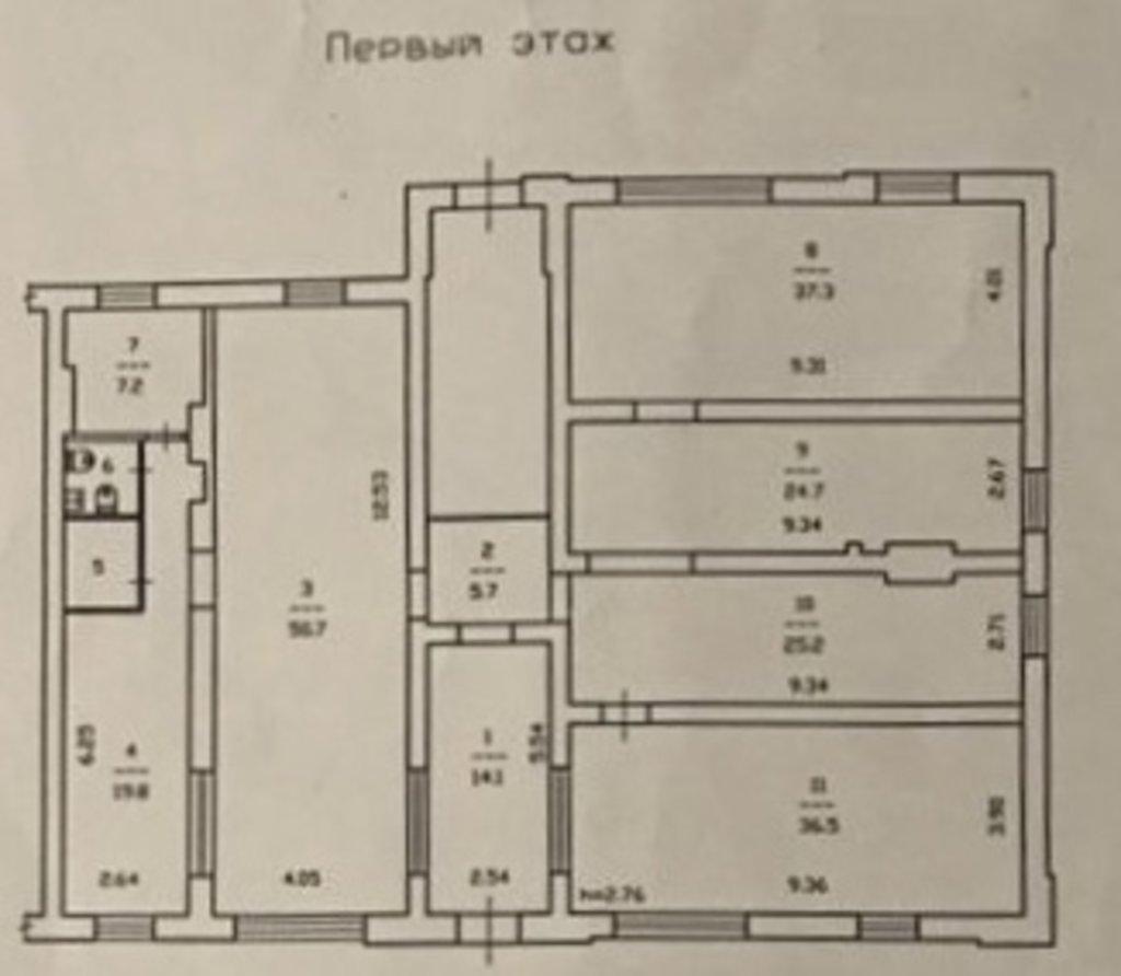 Продажа нежилого помещения: Нежилое помещение 225,9 кв. м проспект Победы дом 38 в Перспектива, АН