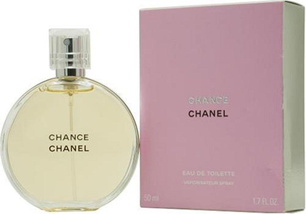 Женская туалетная вода Chanel: Chanel Chance Туалетная вода edt 50ml в Элит-парфюм