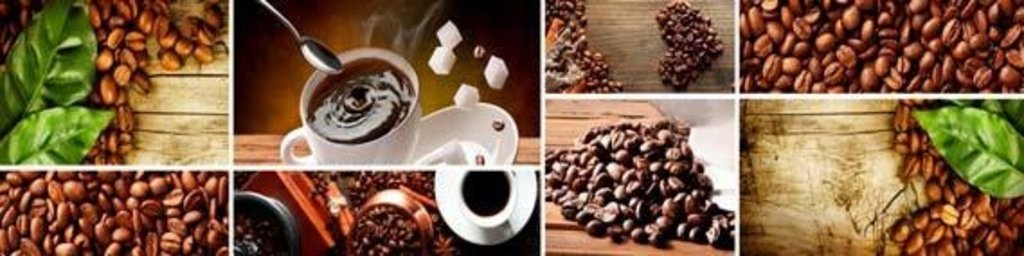 Фартуки ЛакКом 4 мм.: Грин кафе в Ателье мебели Формат