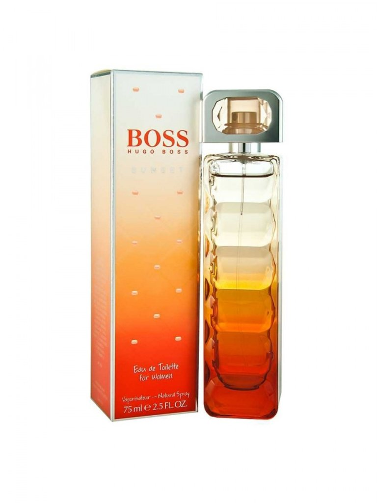 Boss: Туалетная вода Boss Orange Sunset edt ж 75 ml 50ml 30ml в Элит-парфюм