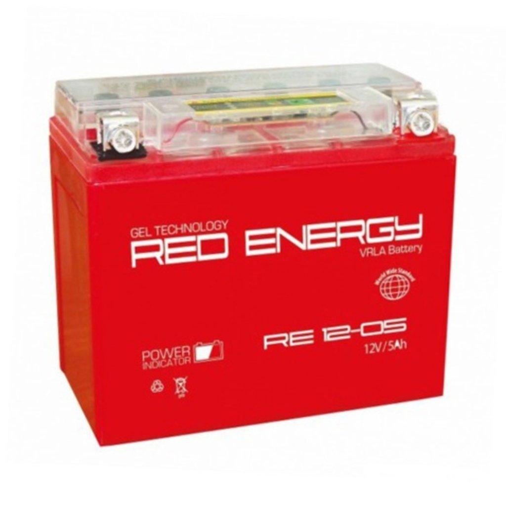 Red Energy: RED ENERGY 12-05 в БазаАКБ