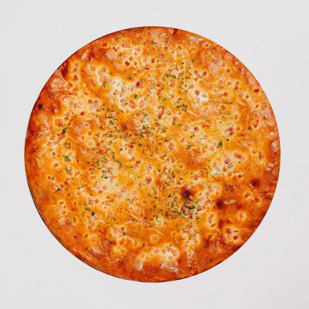 Пицца фирменная закрытая: Мясной Де Люкс в Сбарро