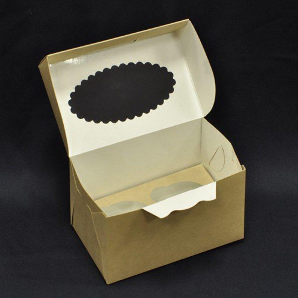 Упаковка: Коробка ECO MUF 2 в ТортExpress