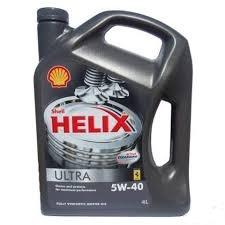 Масла для авто, мото и другой техники: Shell Helix Ultra SAE 5W40 4л в Автоснаб, ООО