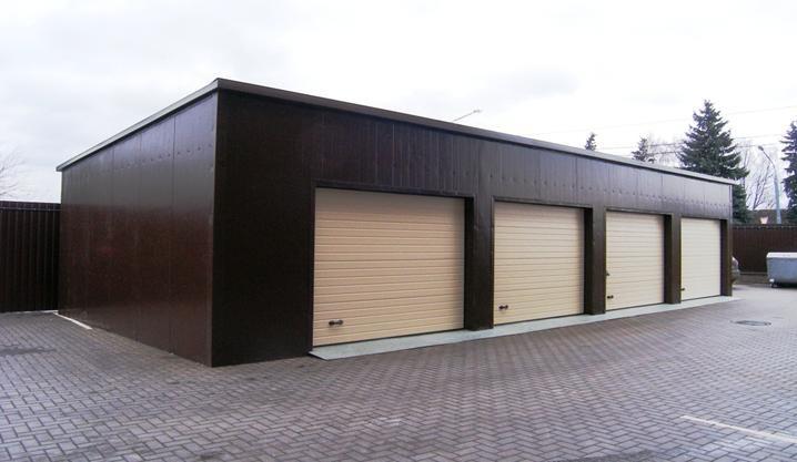 Здания быстровозводимые: Быстроводимые здания Groisen (холодные) в Groisen