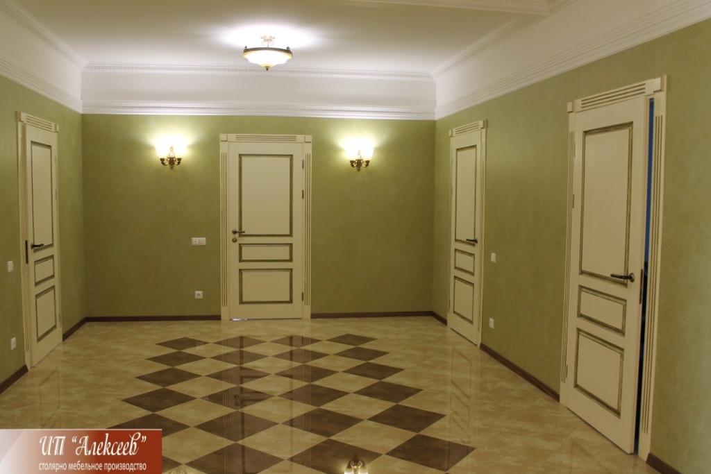 Двери межкомнатные: Двери из массива  в ИП Алексеев, столярный цех