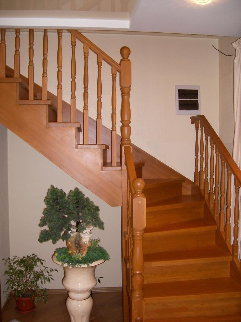 Лестницы: Лестницы  в ИП Алексеев, столярный цех