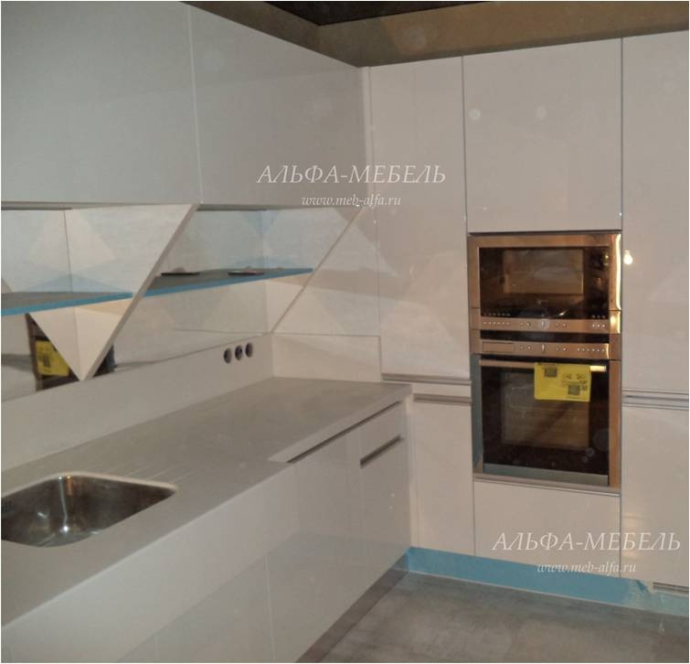 Кухонные гарнитуры: Кухонные гарнитуры на заказ в Самаре в Альфа-Мебель