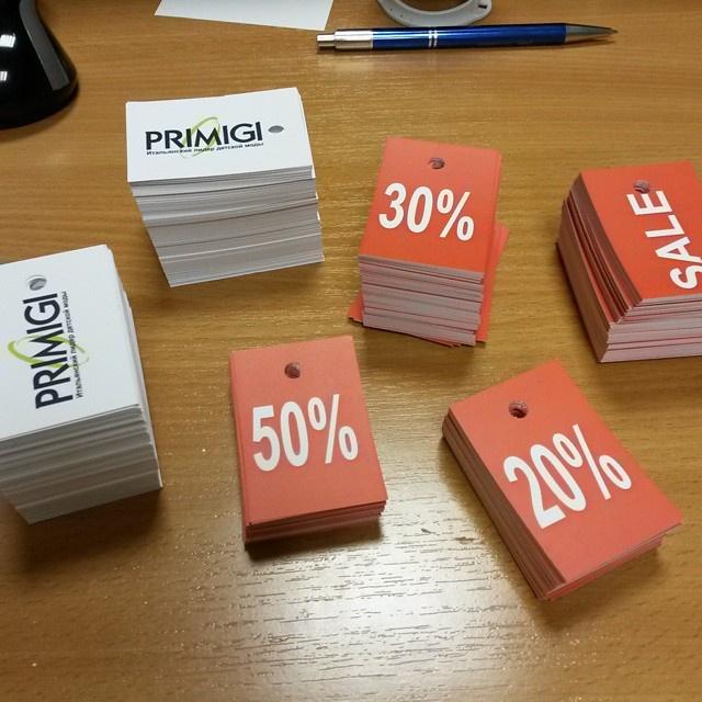 Цифровая печать: Изготовление этикеток в Готовые Решения, ООО
