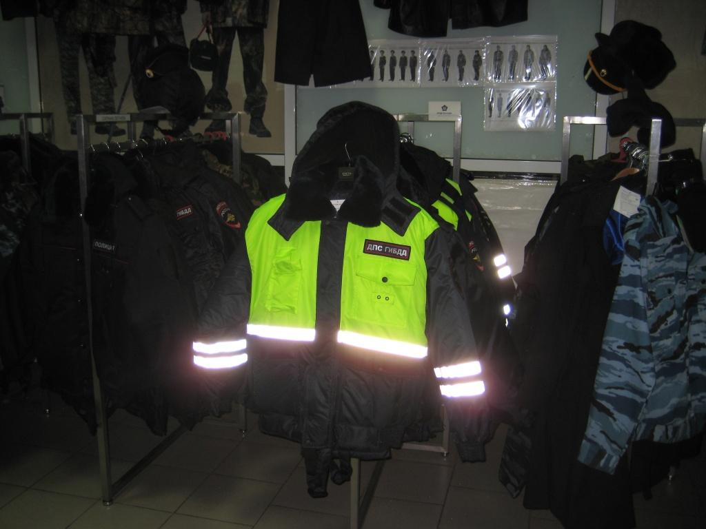 Форменная одежда: Куртка всесезонная ДПС ПОЛИЦИИ в Магеллан, оптово-розничная фирма, ООО